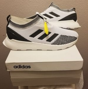 Adidas Questar Rise Sock Footwear White/Core Black